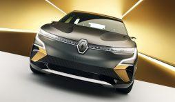 Renault-Megane-eVision, электро меган
