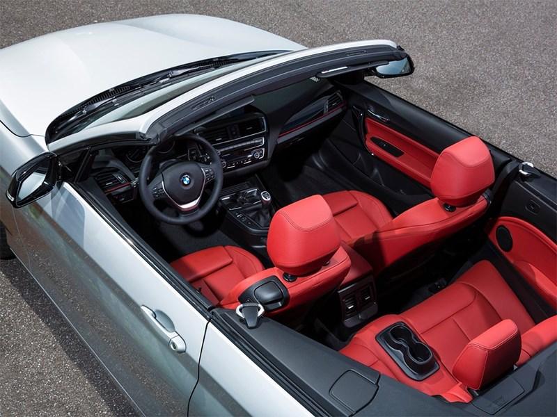 Фото кабриолет BMW 2 Series F22 рестайлинг