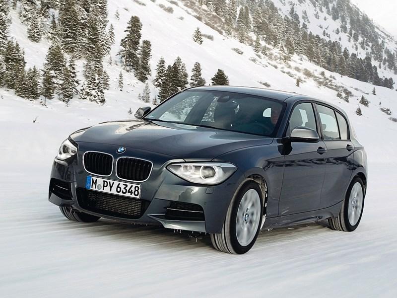 Фото BMW 1 series, поколение F20