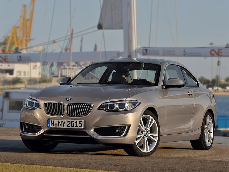 Фото BMW 2 Series F22 рестайлинг