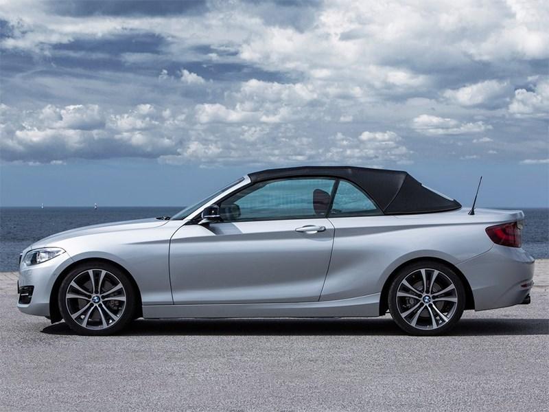 кабриолет BMW 2 Series F22 рестайлинг