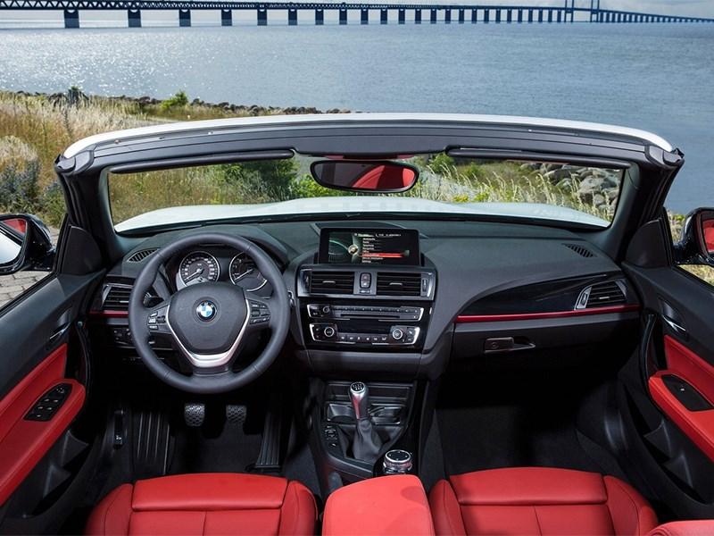салон кабриолета BMW 2 Series F22 рестайлинг