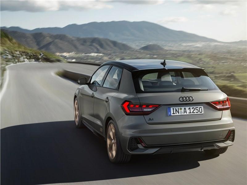 фото Audi A1 рест