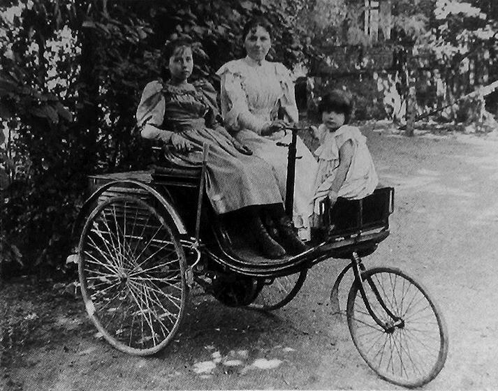 Берта Бенц первый автомобиль история создания