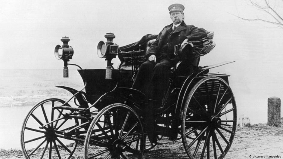 Карл Бенц история первого автомобиля