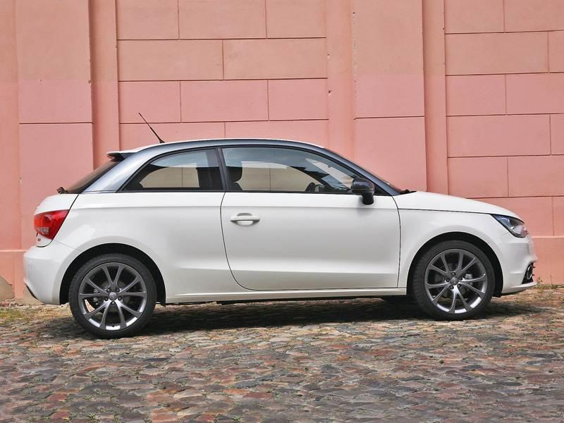 Audi A1 дорестайловая
