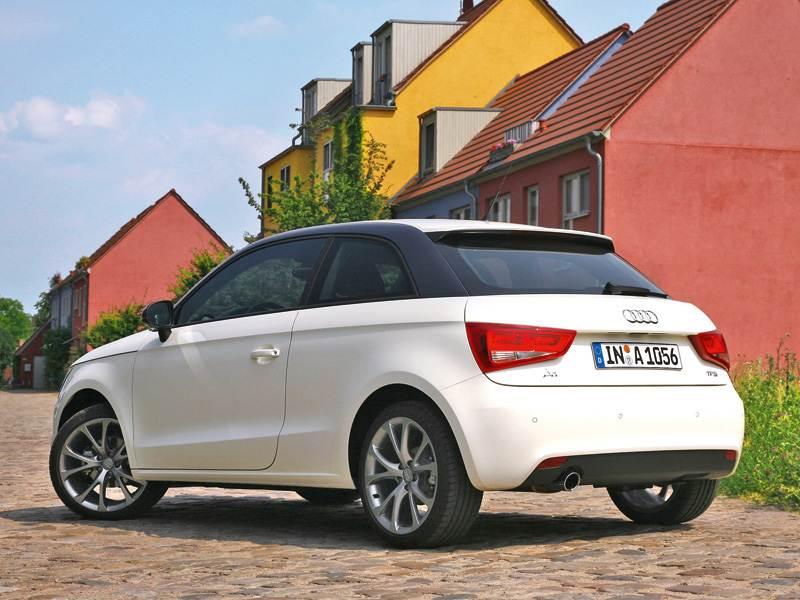 Audi A1 до 1-го поколения