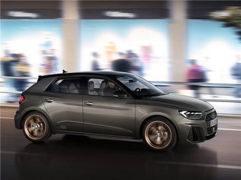 Audi A1 рестайлинг