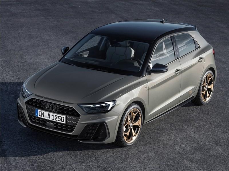 Audi A1 рестайл