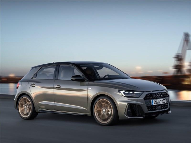 Audi A1 2 поколение