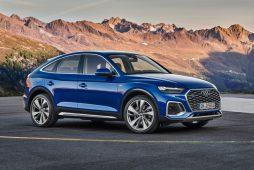 Audi Q5, технические характеристики, фото и описание модели