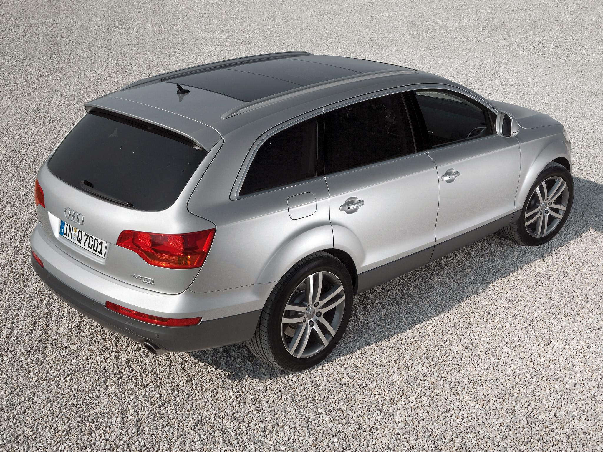 Audi Q7 4.2 TDI/Standbild