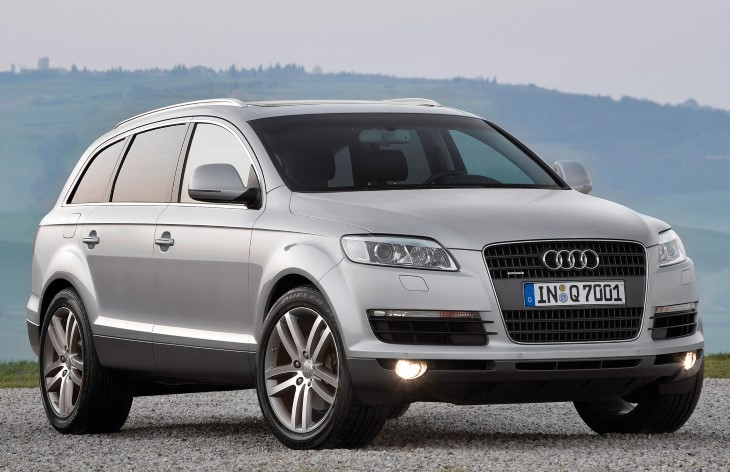 Audi Q7 1, технические характеристики, фото и описание модели