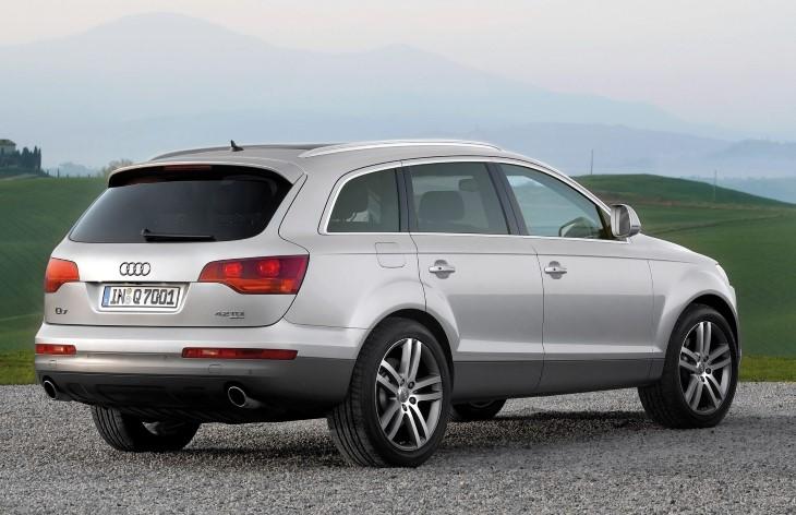 Audi Q7 1 характеристики