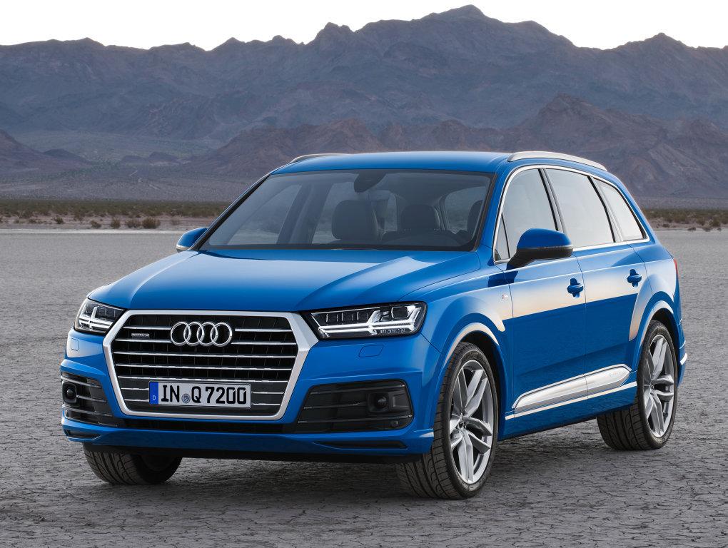 Audi Q7 2, описание модели