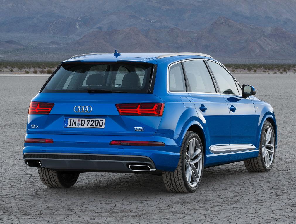 Audi Q7 2, технические характеристики, фото и описание модели