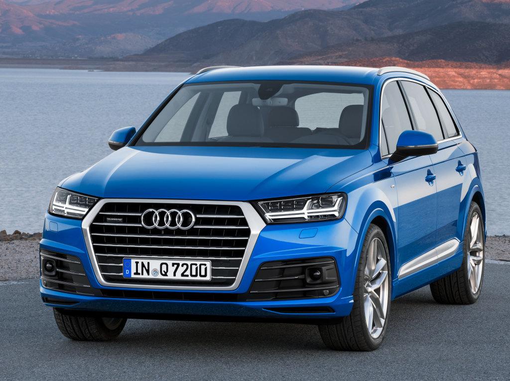 Audi Q7 2, технические характеристики,