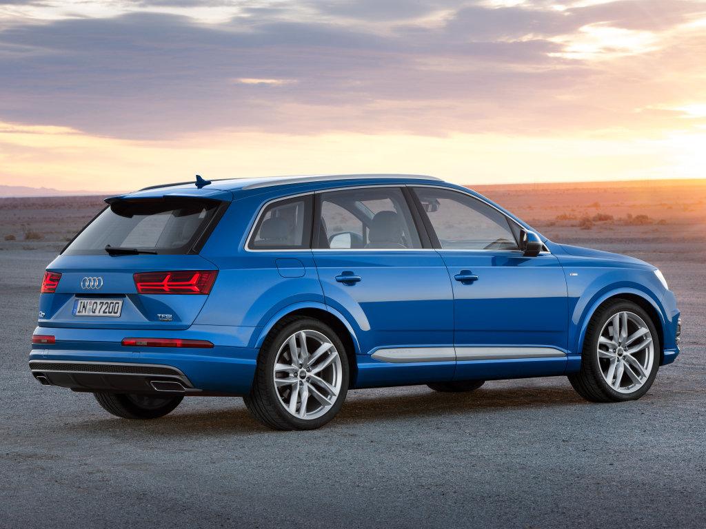 Audi Q7 2 характеристики