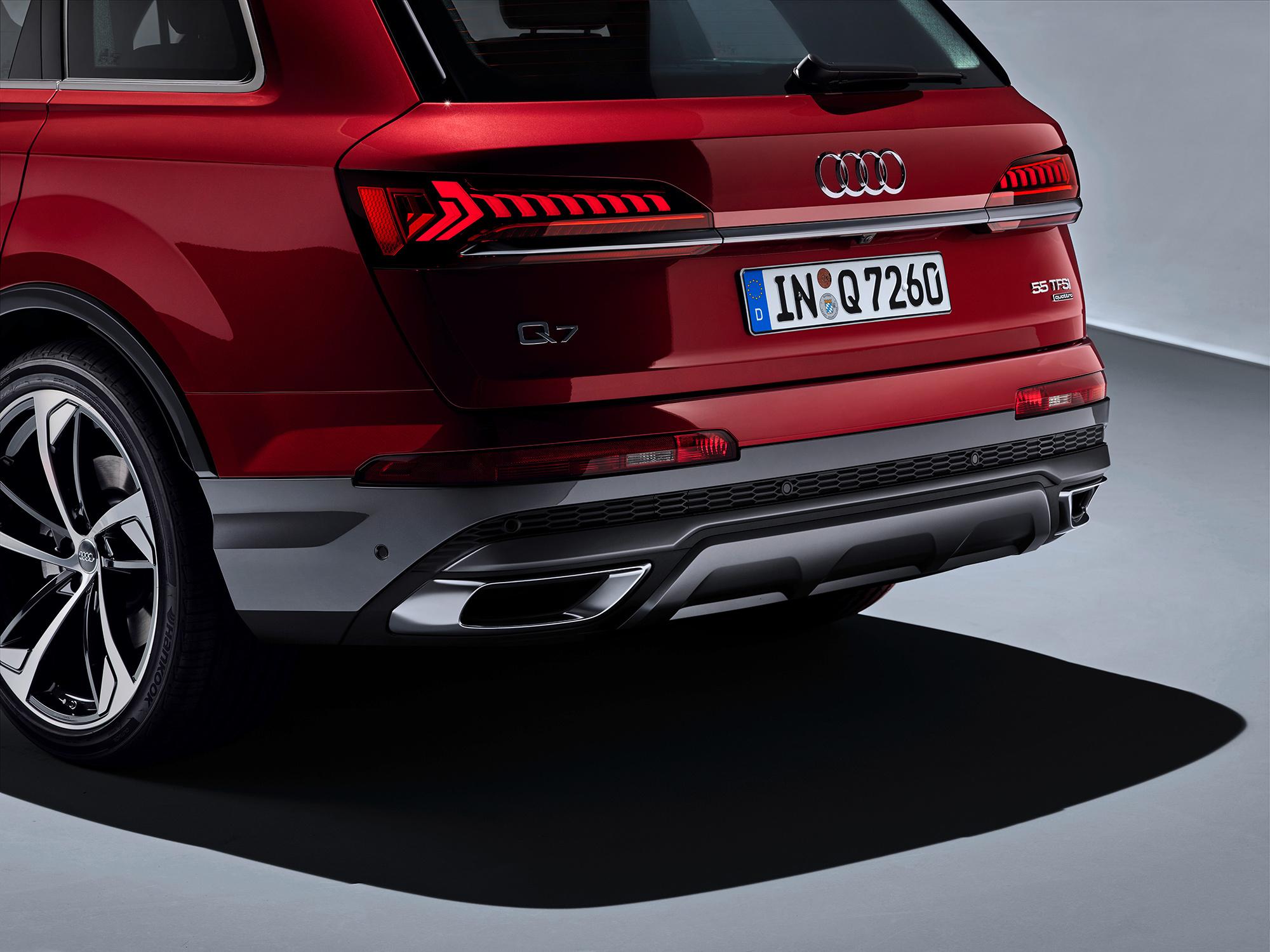 Audi Q7 3, технические характеристики,