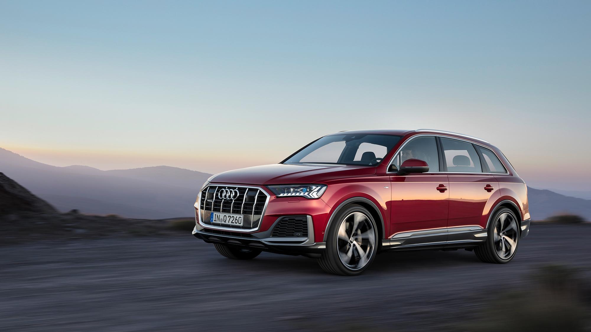 Audi Q7 3 характеристики