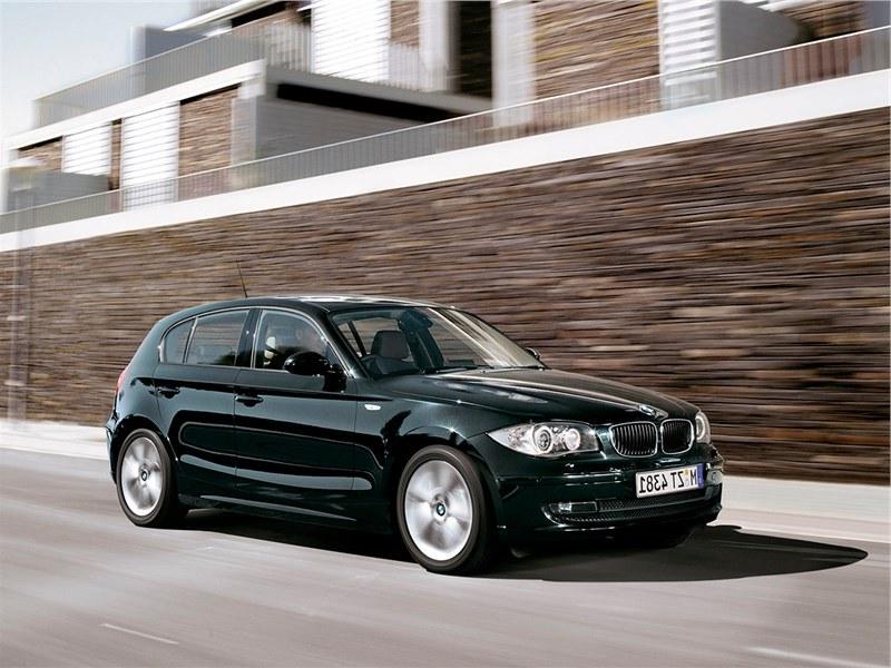 BMW Поколение E81, E82, E87, E88 2008 - 2011