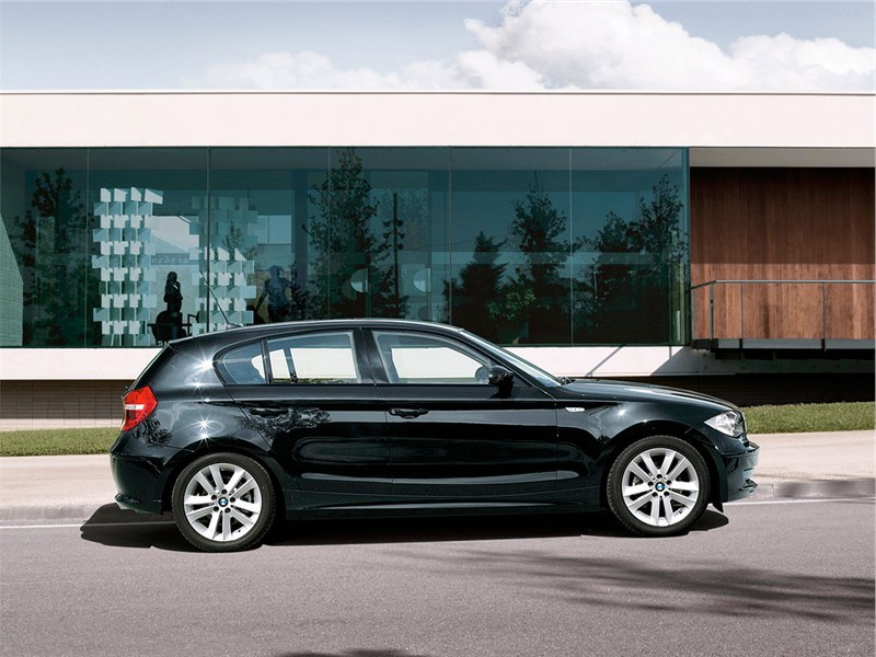 BMW 1 серии Поколение E81, E82, E87, E88 2008 - 2011