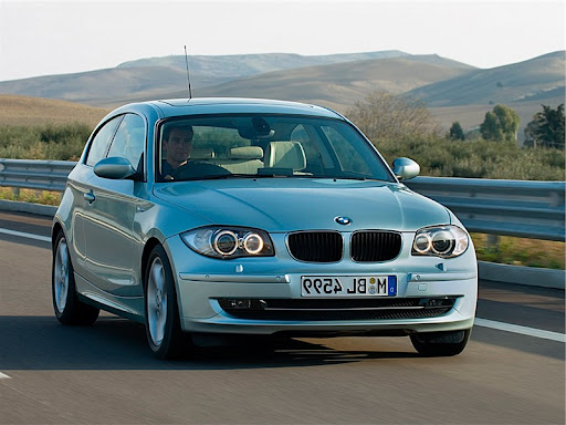 BMW 1 series Поколение E81, E82, E87, E88 2008 - 2011