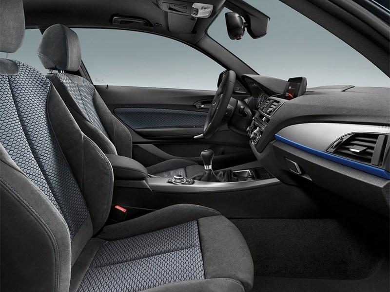 BMW 1 series поколение F20 рестайлинг фото