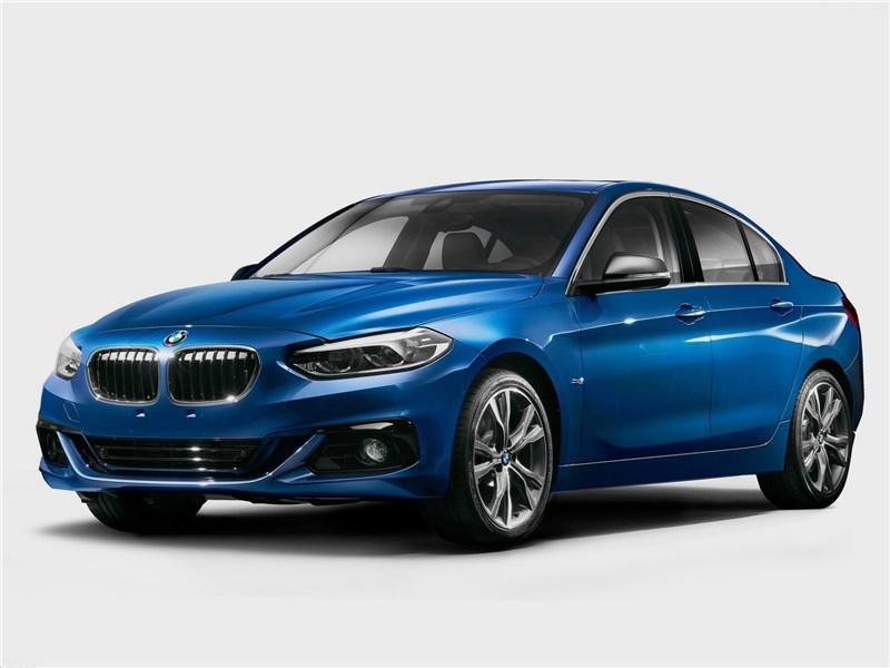 BMW 1 series поколение F20 рестайлинг