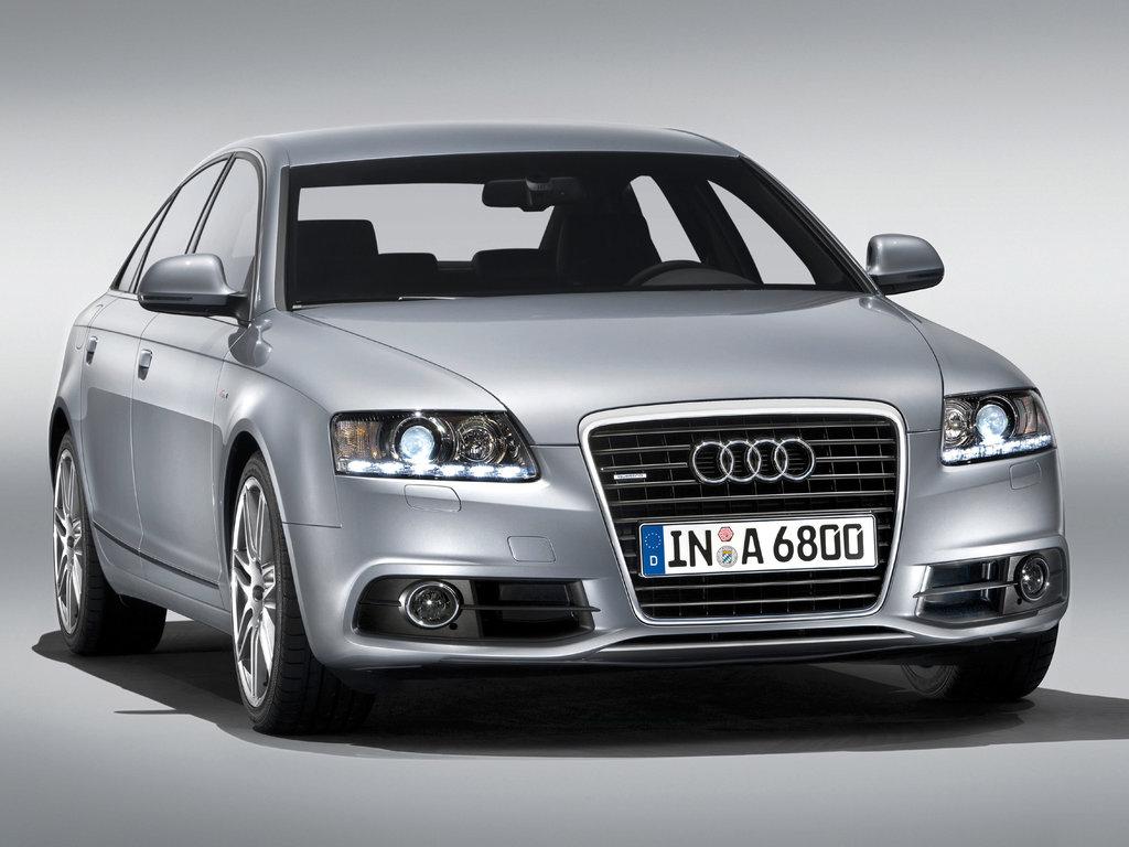 Audi A6 рестайлинг 2008