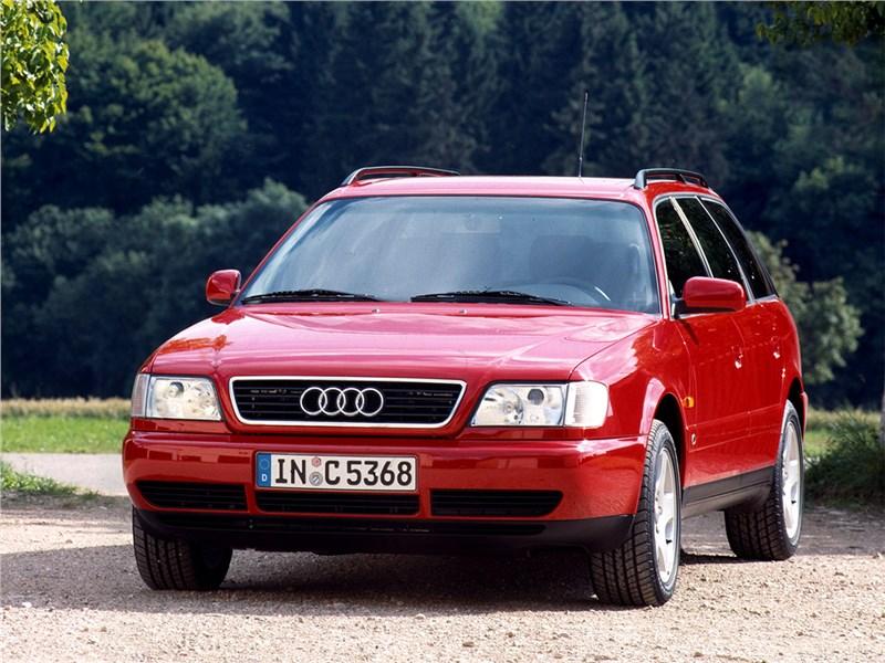Audi A6 C4 или Audi 100