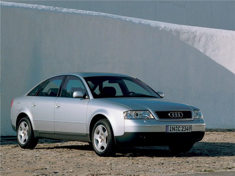 Audi A6 C5 фото