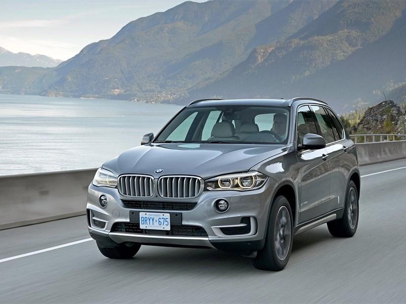 BMW X5 масло