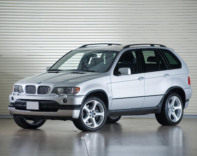BMW X5 характеристики