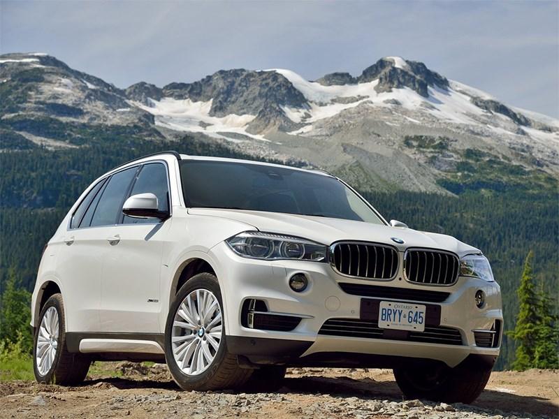 BMW X5 f15 фото